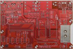 sammichSID Base PCB