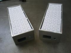 Controller boxes in the Shop 01