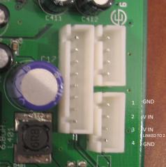 ASX Power Connector