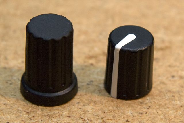 Re'an P401 and P675 knobs