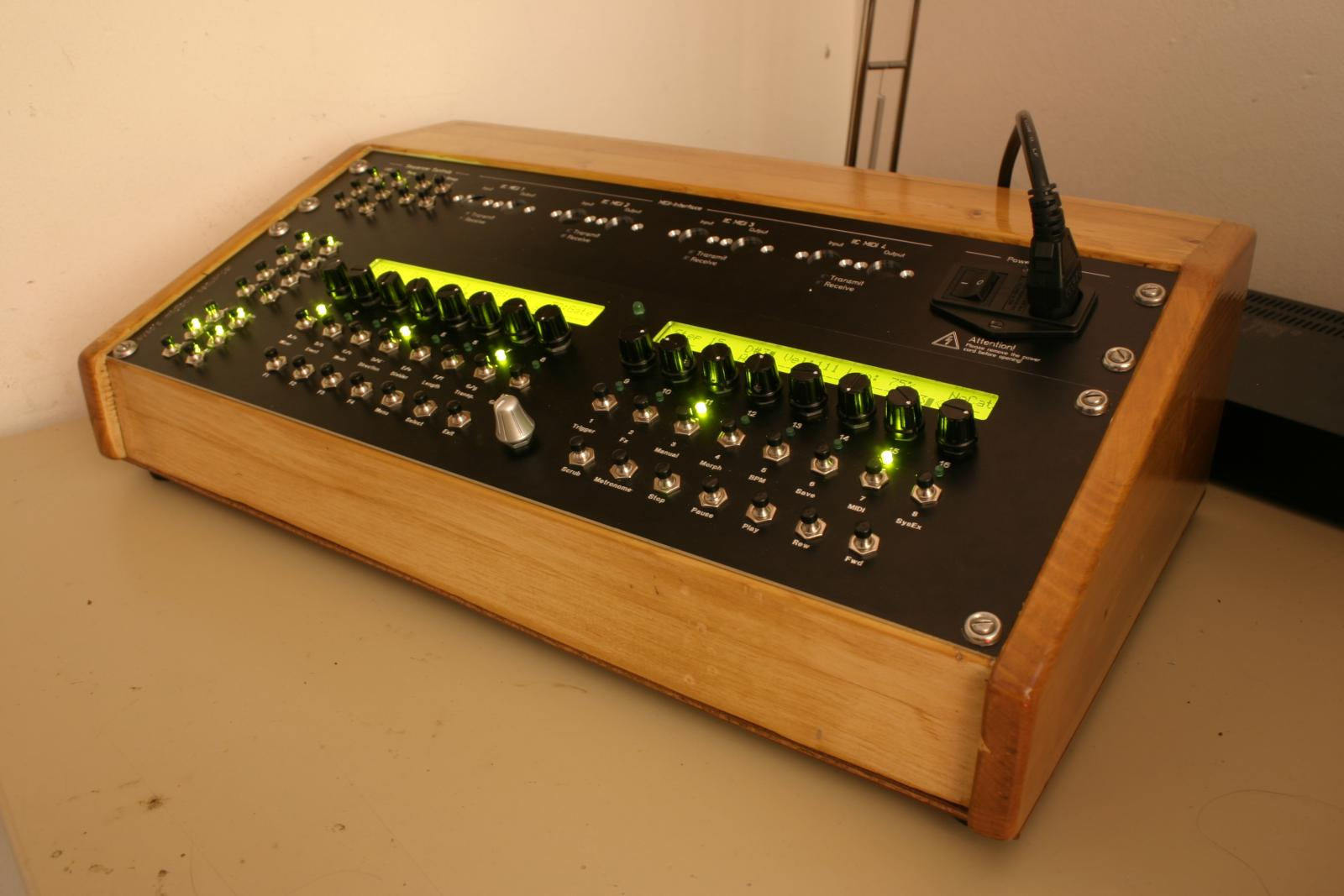 MIDIbox Seq finished