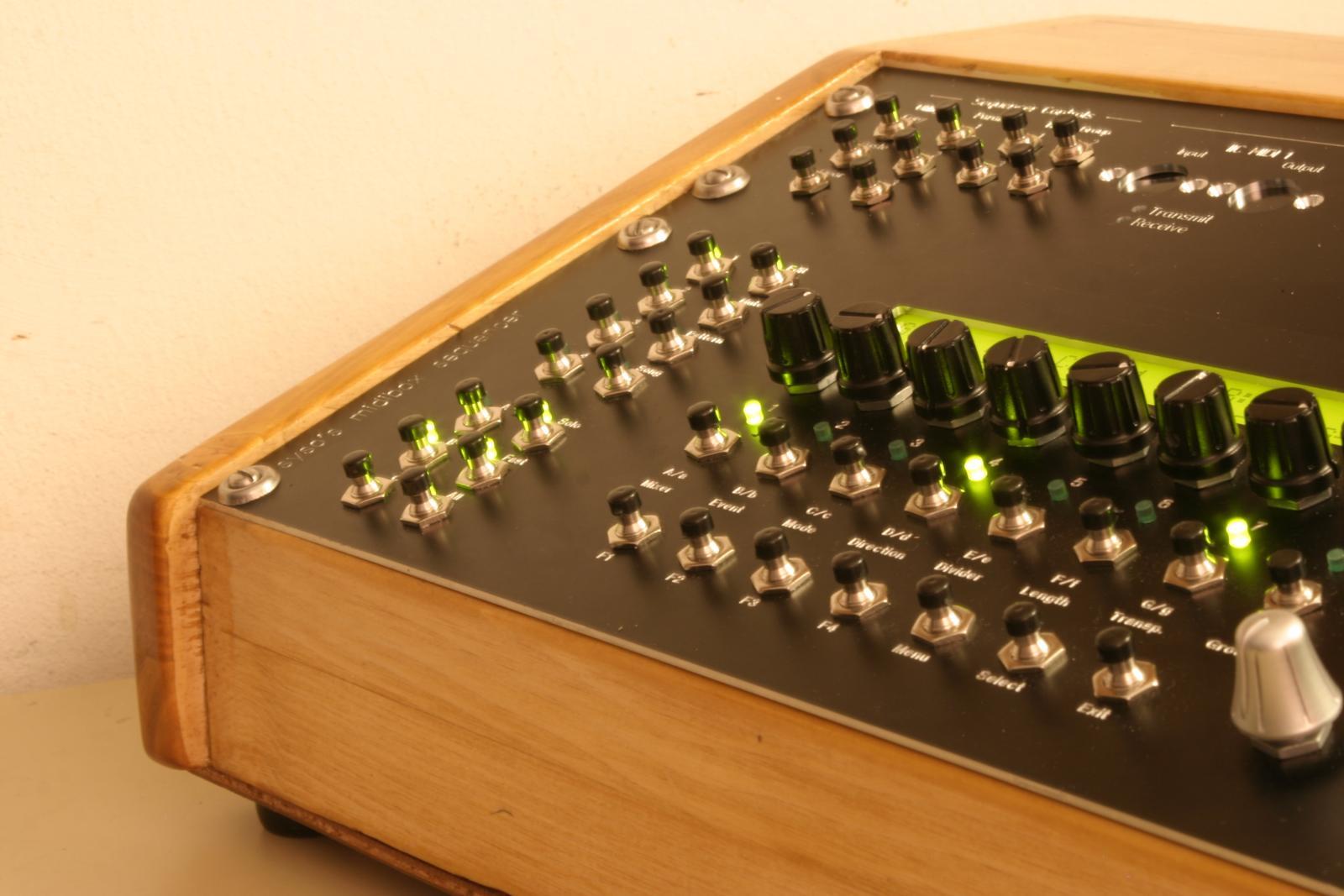 MIDIbox Seq finished