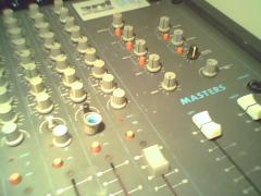 3rd 10 Kanal Stereo Mixer