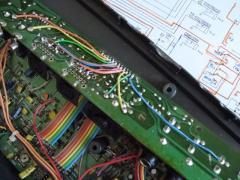 MB77 - KLM-415 MIDI I/O mods.