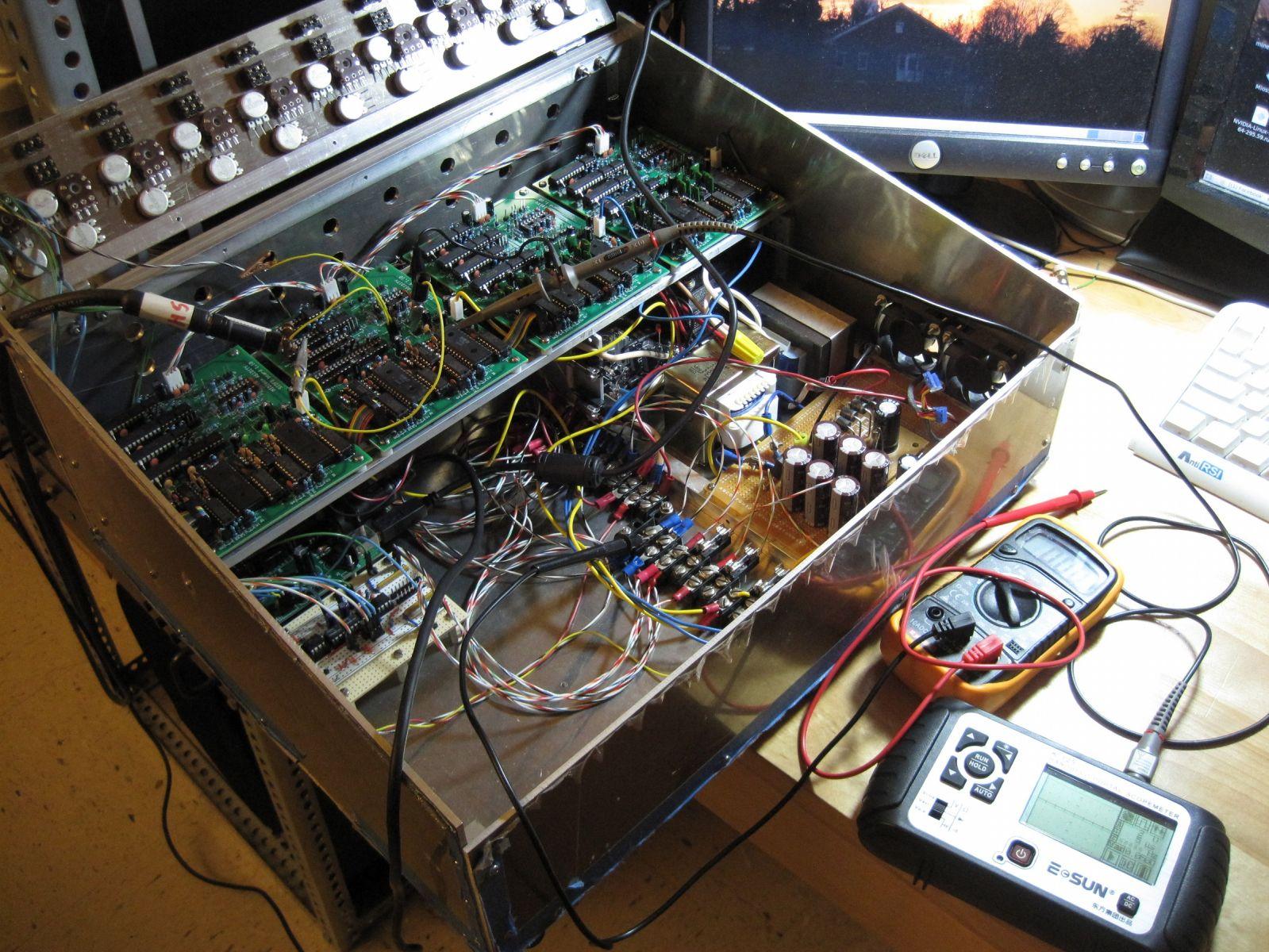 Debugging MIDIbox ASIDITY