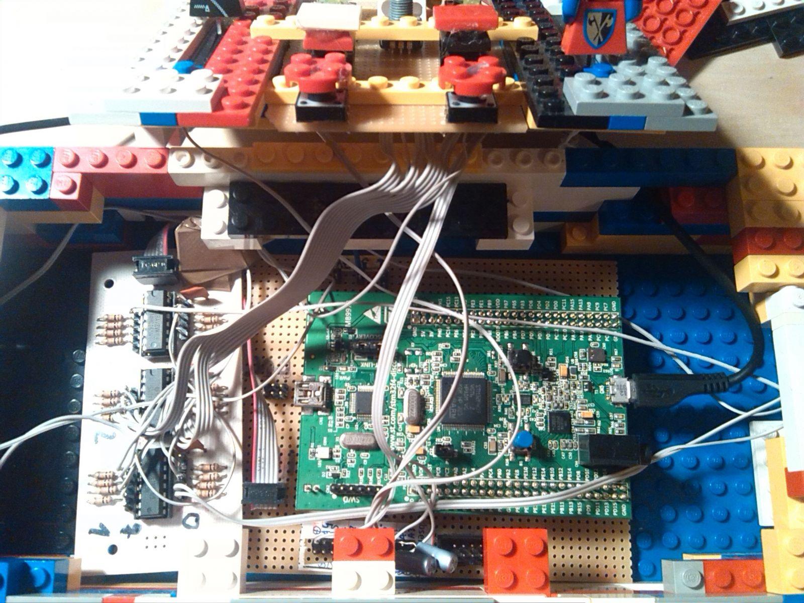 LEGO DJ-Midicontroller
