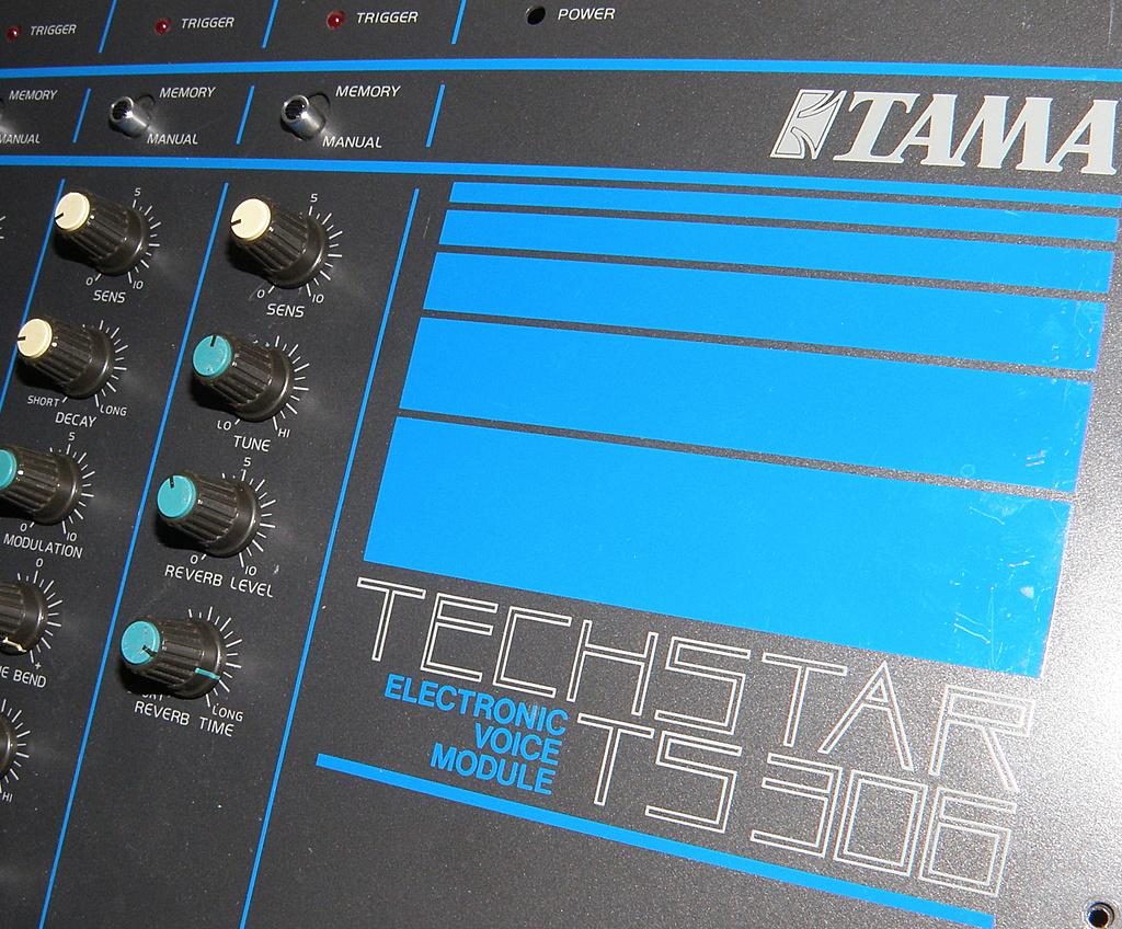 TekkStar (Tama Techstar Midification)