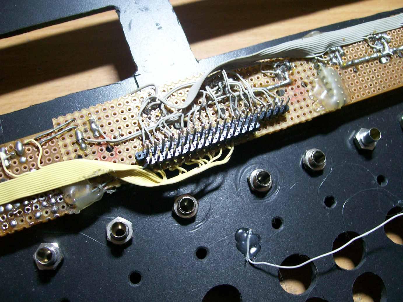 Encoder board (back)