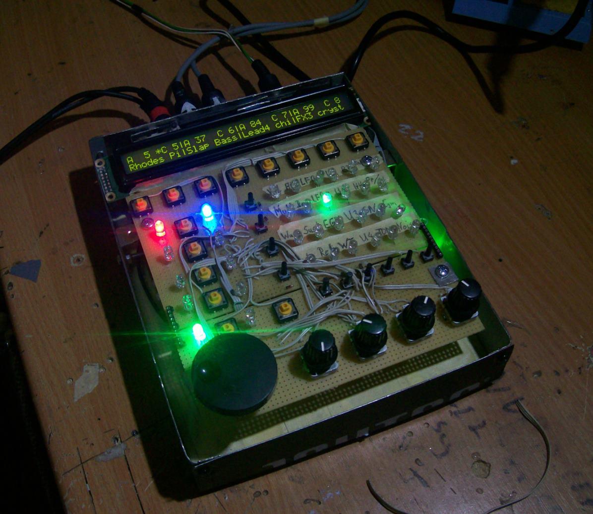 Marxon's FM Synth