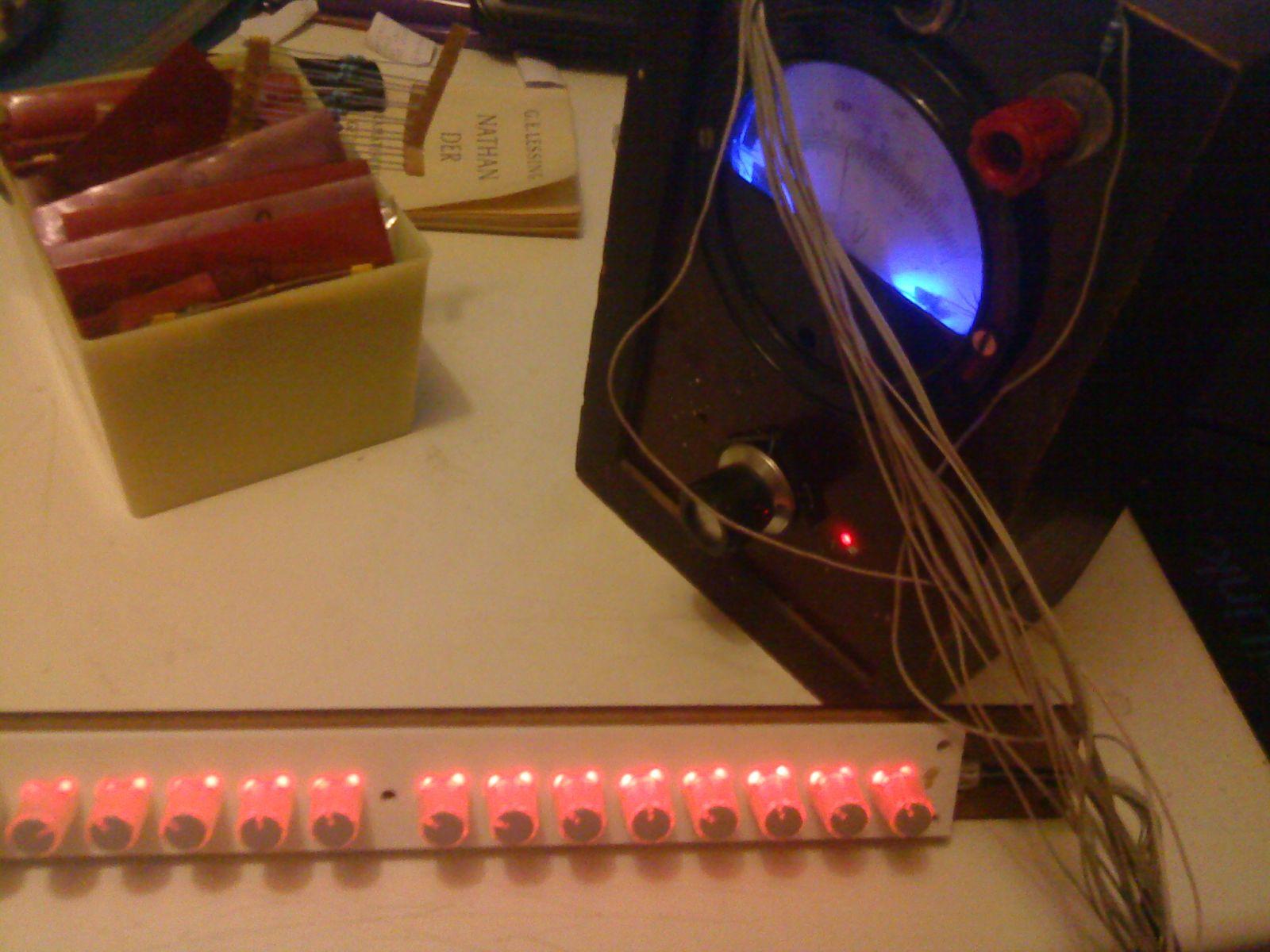 Prototype 16 Enc + Button + Led