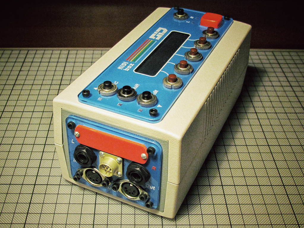 MIDIbox SID by Macron (foto 1)