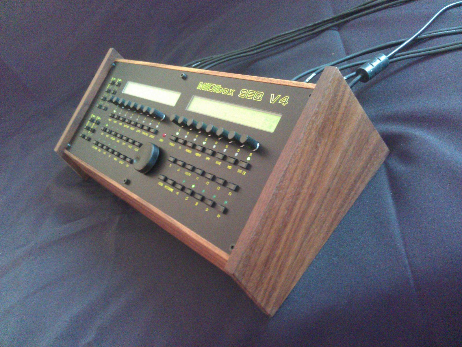 My #1 MIDIbox SEQ