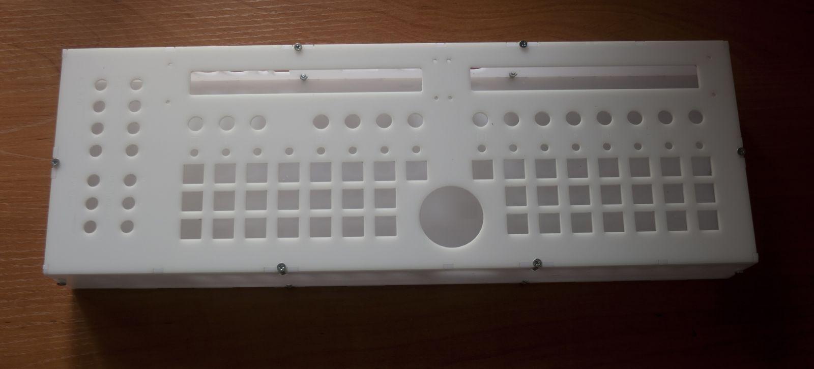 assembled case