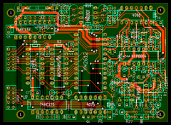 MBHP_Genesis Module (ver. 1b) Board