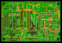 MBHP_Genesis Module Rev 1d - Board Layout