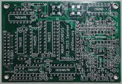 MBHP_Genesis Board (Rev 1e) (Front)