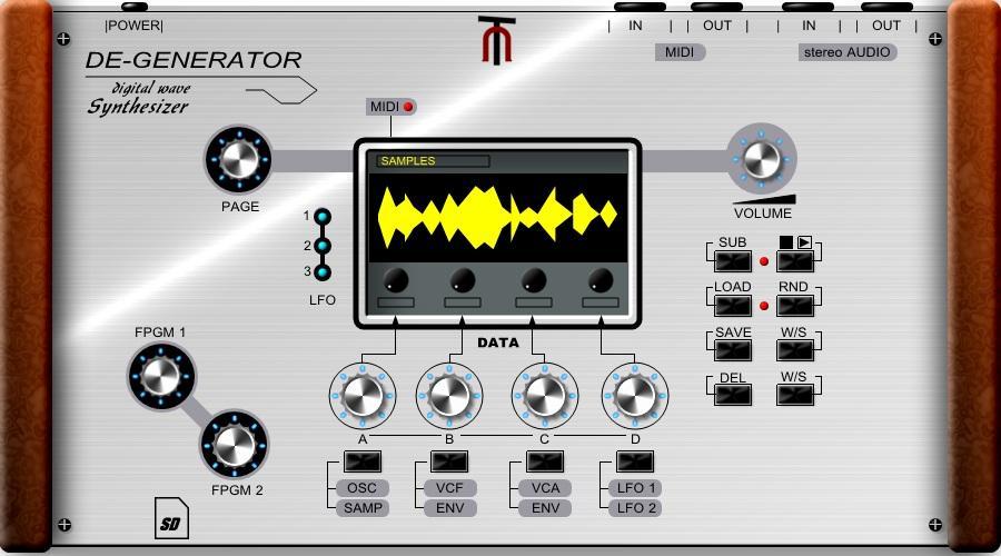 DE:GENERATOR Case designe Beta15
