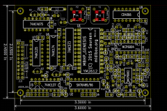 MBHP_Genesis Board Dimensions