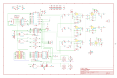 OLD VERSION MBHP_Genesis module schematic (rev. 1e1, for use with boards rev. 1e)