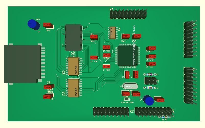 Prozessor Board