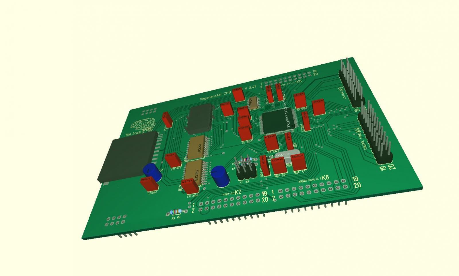 DE-GENERATOR CPU-Board-final
