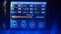 DEGENERATOR Oscillator Page