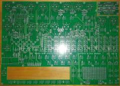 MIDIbox Quad Genesis Front Panel (MBQG_FP) PCB: Front
