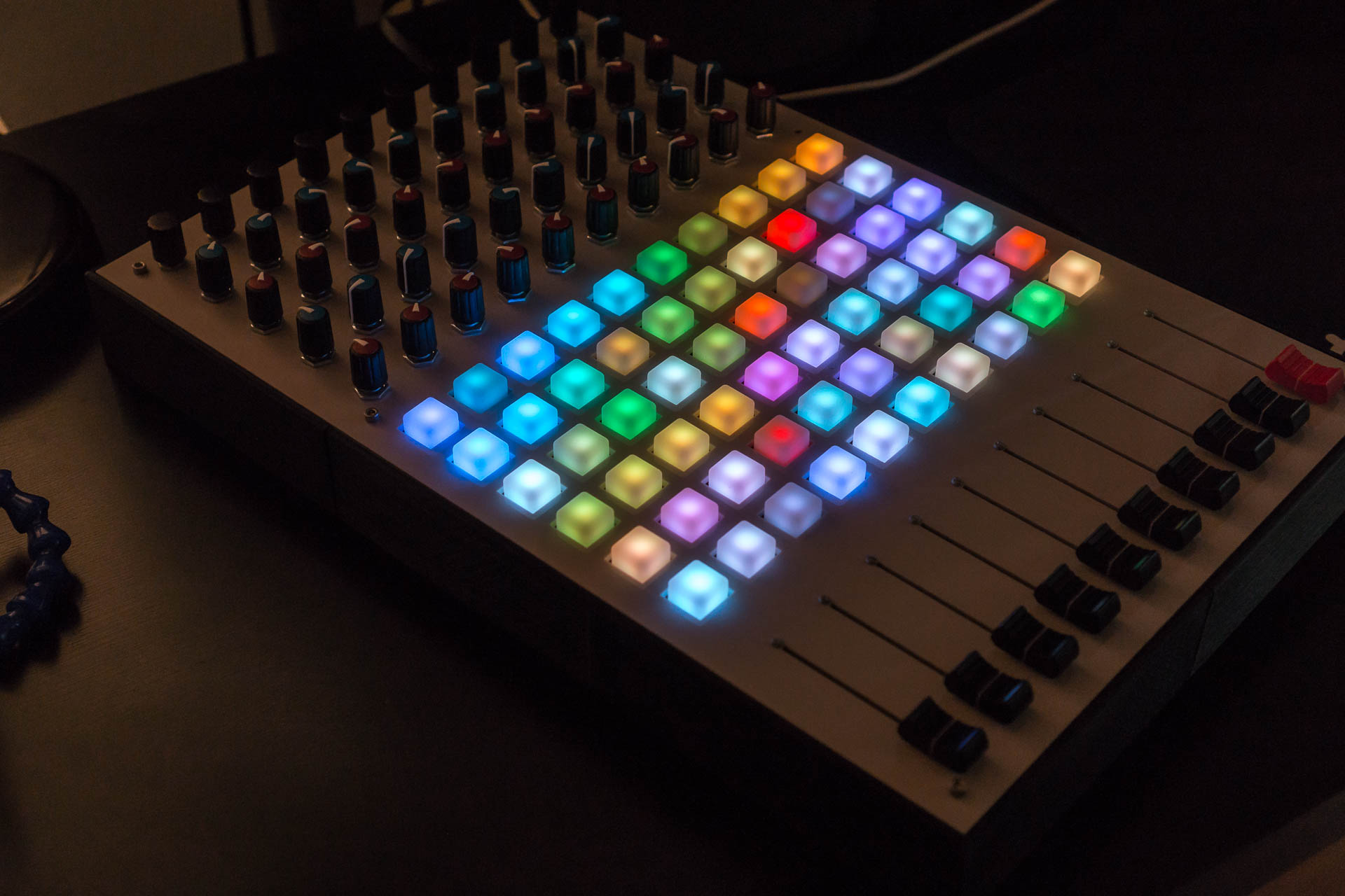 Lambdacontrol Midi Controller For Ableton Live Midibox User
