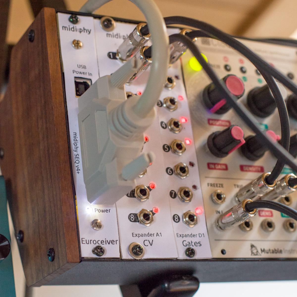 New eurorack modules from midiphy - preview