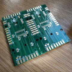 MIDIBox Trellis PCB 02
