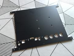 The HAARP Desktop case prototyping.