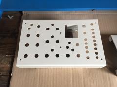 The HAARP Desktop case prototyping