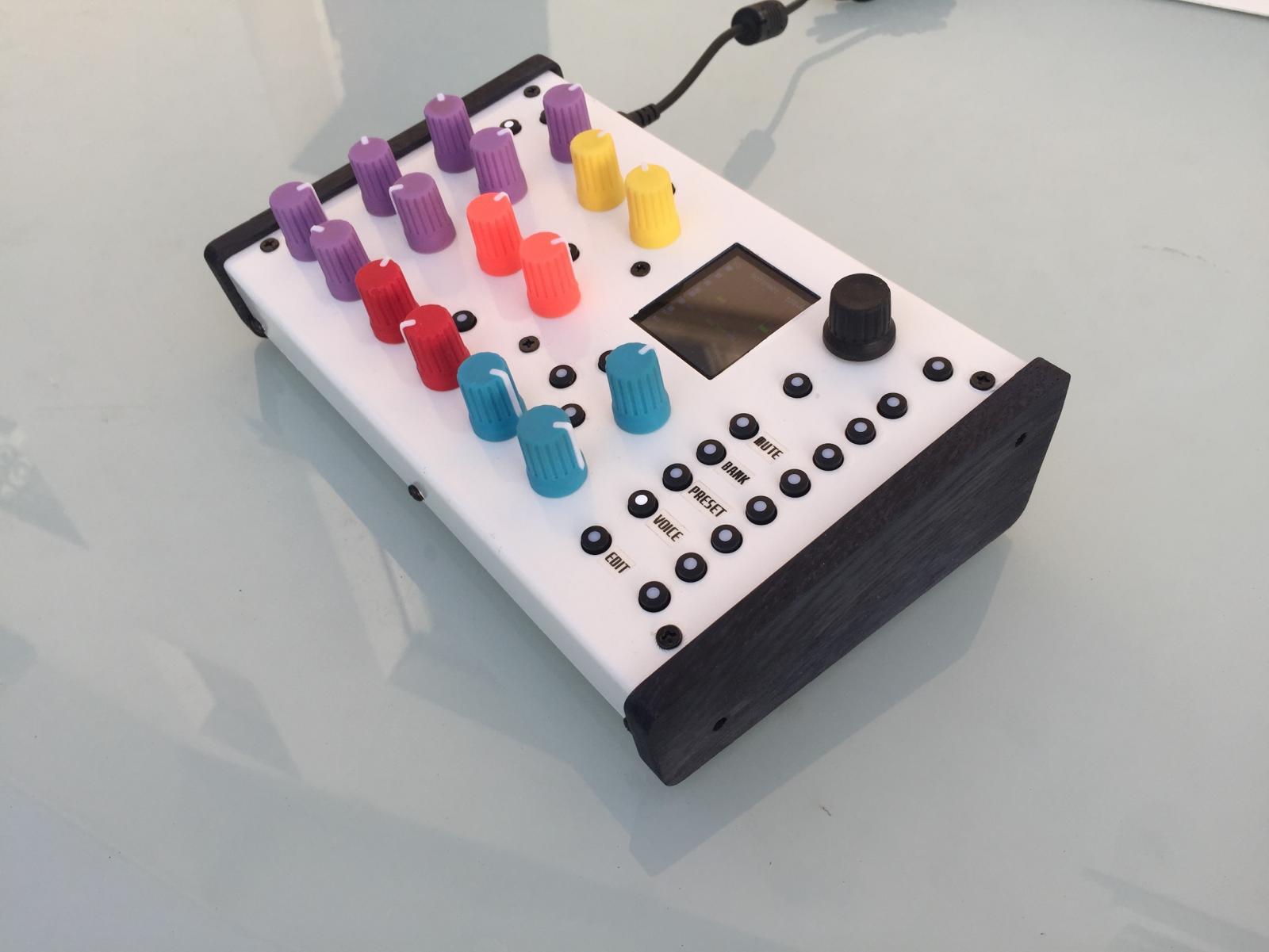 The HAARP Desktop proto.
