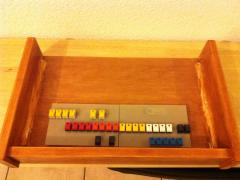 MB808 wood case and switch