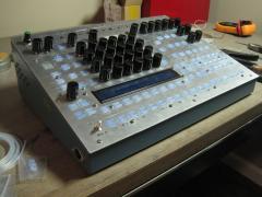 MIDIbox FM V2.0 Prototype - Hardware Complete!