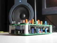 MIDIbox FM V2.0 Prototype: OPL3 modules completed!