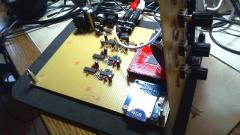 """PCB from my DIY Synth """"WAVE 1"""""""