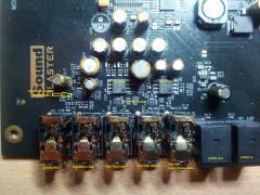 SoundBlaster Zx Audio-Hardware