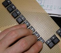 TekkStar Make 042 UI Matrix To much space