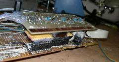 DinX4 / Matrix Board stacked