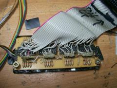 DinX4 with Encoder board connector