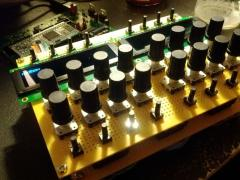 prototype for my second midibox live device