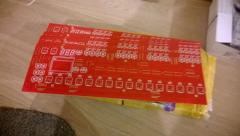 MB909 beta mkII boards